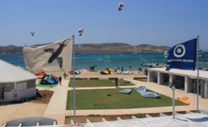 Kitesurfing lessons - www.kite-booking.com